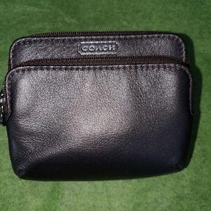 Coach ID/Credit card holder
